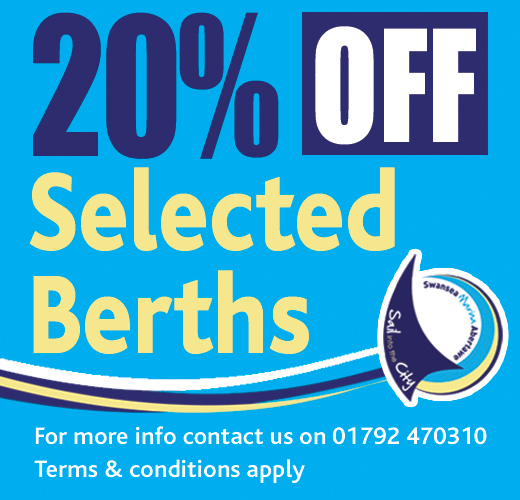 20% off Selected Berths